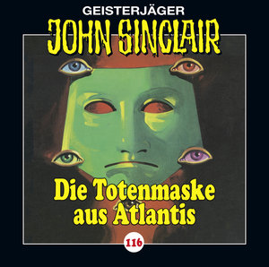 Die Totenmaske aus Atlantis
