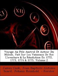 Voyage Au Pôle Austral Et Autour Du Monde, Fait Sur Les Vaisseau