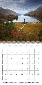 Bonnie Scotland (Wall Calendar 2015 300 × 300 mm Square)