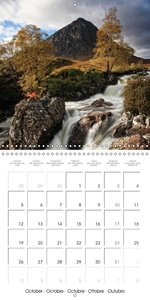 Bonnie Scotland (Wall Calendar 2015 300 × 300 mm Square)