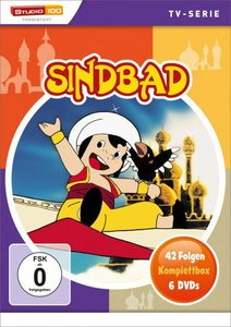 Sindbad Komplettbox (TV-Serie)