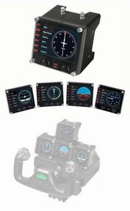 Saitek Pro Flight Control System - Instrument Panel