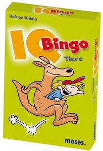 IQ Bingo Tiere