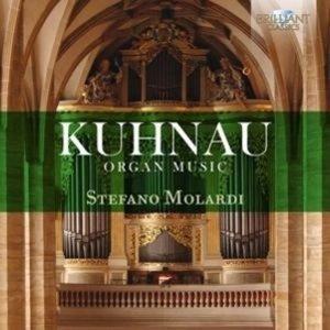 Kuhnau:Organ Music