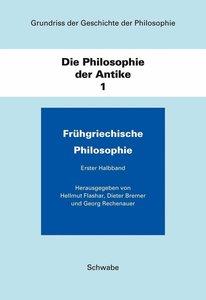 Grundriss der Geschichte der Philosophie / Die Philosophie der A