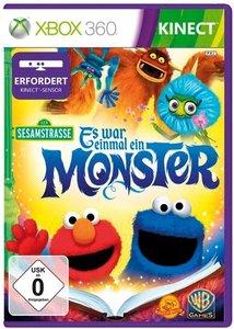 SESAMSTRASSE - Es war einmal ein Monster (Kinect)