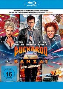 Buckaroo Banzai - Die 8. Dimension: Special Edition