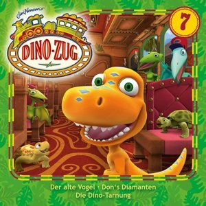 Der Dino-Zug 07: Der alte Vogel / Don's Diamanten / Die Dino-Tar
