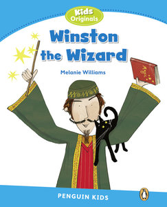 Penguin Kids 1 Winston The Wizard Reader