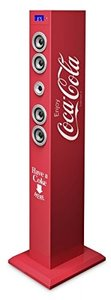 Sound Tower TW6, MULTIMEDIA TOWER, Turmlautsprecher - Coca Cola®