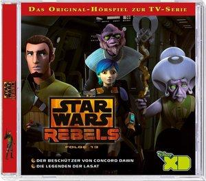 Disney - Star Wars Rebels 13: Der Beschützer von Concord Dawn /