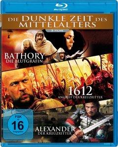 Die dunkle Zeit des Mittelalters (Blu-ray)