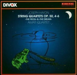 Streichquartette op.50,4-6