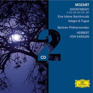 Divertimenti/Eine Kleine Nachtmusik/Adagio&Fuge