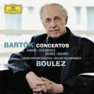 Bartok Concertos