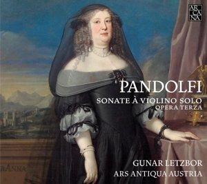 Sonate a Violino Solo/Opera Terza