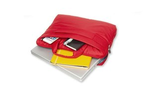 Moleskine Horizontale Geräte-Tasche Rot, Für Digitalgeräte Bis 1