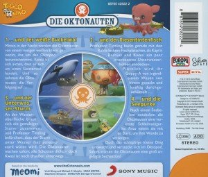 Die Oktonauten 02 ...und der Riesentintenfisch