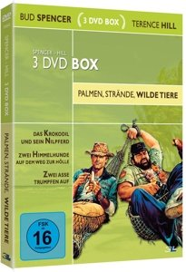 Bud Spencer & Terence Hill - Palmen, Strände, Wilde Tiere
