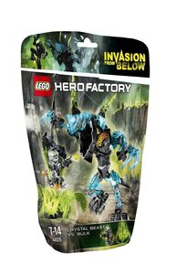 LEGO® Hero Factory 44026 - Crystal Beast vs. Bulk