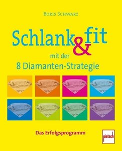 Schlank & fit mit der 8 Diamanten-Strategie