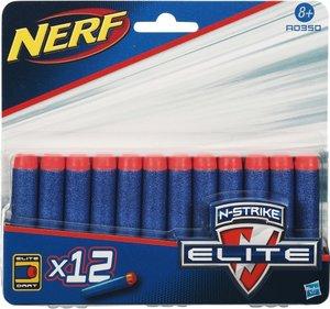 Hasbro A0350 - Nerf N-Strike Elite: 12 Dart Nachfüllpack