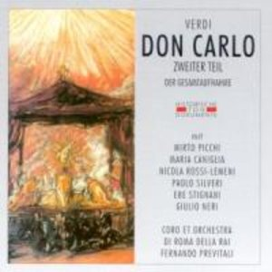 Don Carlo Zweiter Teil