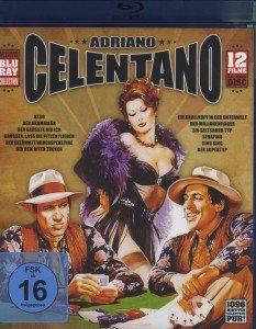 Adriano Celentano Blu Ray Collection