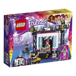 LEGO Friends 41117 - Popstar TV-Studio