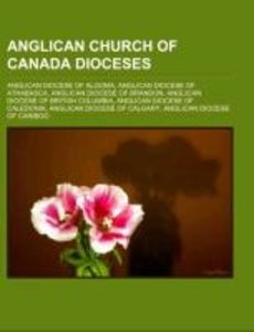 Anglican Church of Canada dioceses