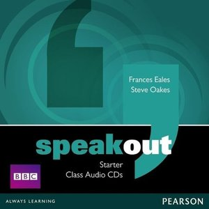 Speakout Starter. Class Audio CD