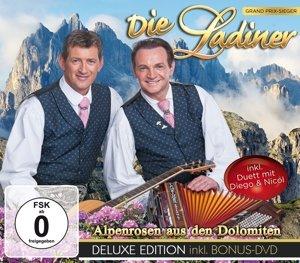 Alpenrosen aus den Dolomiten-