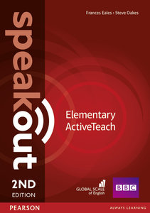 Speakout Elementary 2nd Edition Active Teach. CD-ROM