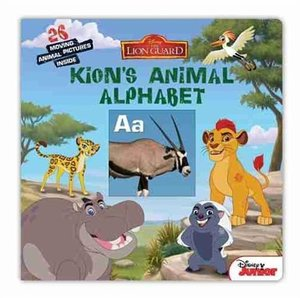 The Lion Guard: Kion's Animal Alphabet