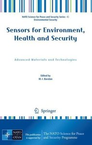 Sensors for Environment, Health and Security