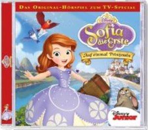 Sofia die Erste-Auf einmal Prinzessin
