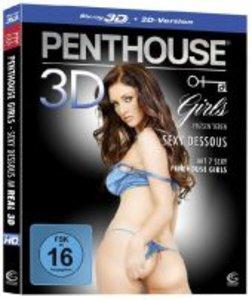 Penthouse Girls präsentieren Sexy Dessous 3D