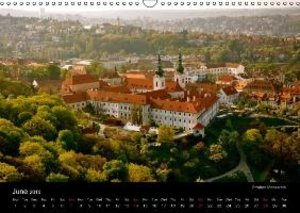 Prague in my heart (Wall Calendar 2015 DIN A3 Landscape)