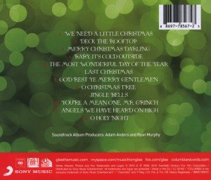 Glee: The Music,The Christmas Album