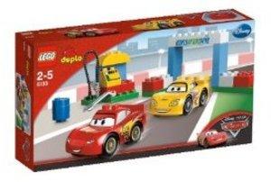 LEGO® Duplo Cars 6133 - Das Wettrennen