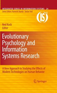 Evolutionary Psychology and Information Systems Research