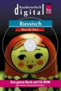 Russisch Wort für Wort. Kauderwelsch digital. CD-ROM