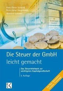 Die Steuer der GmbH - leicht gemacht