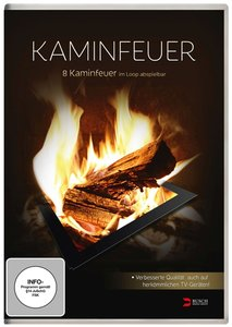 Kaminfeuer - UHD Edition (gedreht in 4K Ultra High Definition)