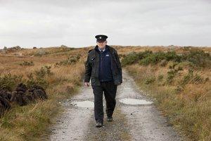 The Guard-Ein Ire sieht schwarz