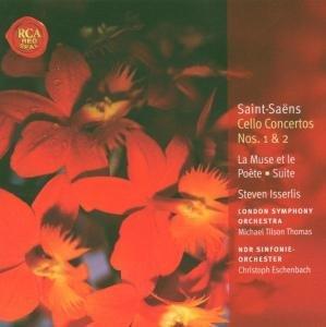 Class Lib: Cello Concertos 1&2