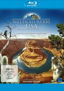 Weltnaturerbe USA - Grand Canyon Nationalpark