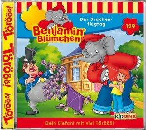 Benjamin Blümchen 128. Der Drachen-Flugtag