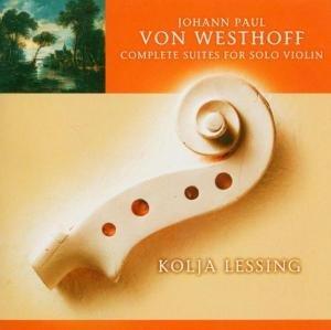 Sämtliche Suiten Für Violine (GA)