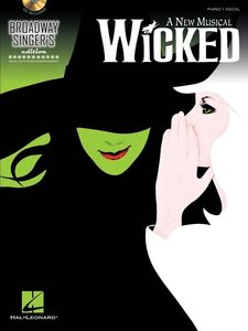 Broadway Singer's Edition: Wicked